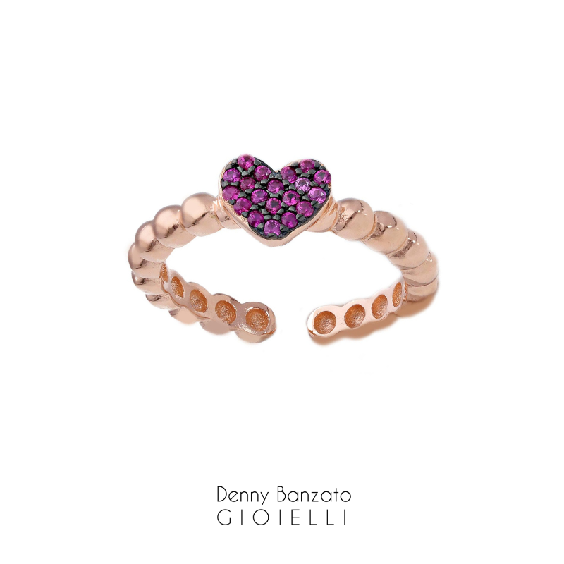 anello-crystal-heart-rosso
