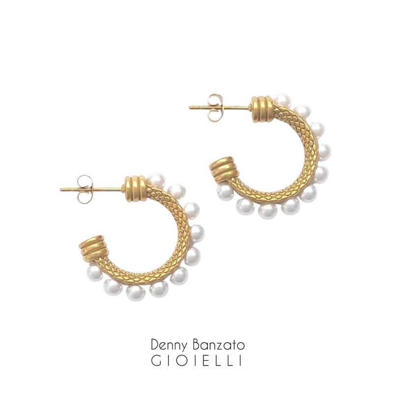 orecchini-cerchio-con-perle