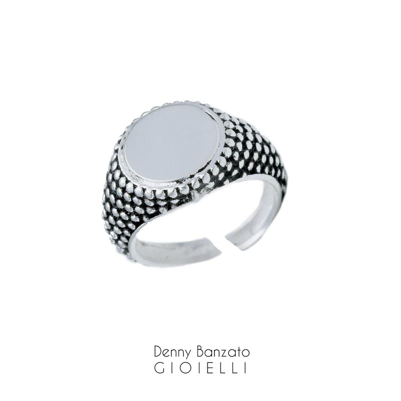 anello-uomo-puntinato-in-argento925