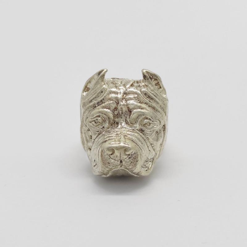 anello-pitbull-amstaff-3d