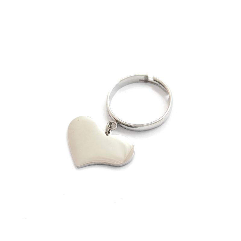 anello-cuore-pendente