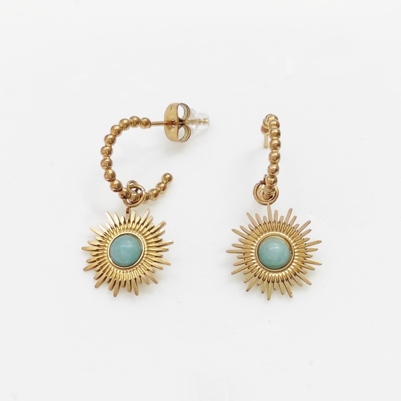 orecchini-zenith-dorati-pietra-azzurra